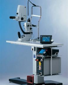 VISULAS III Combi YAG Laser