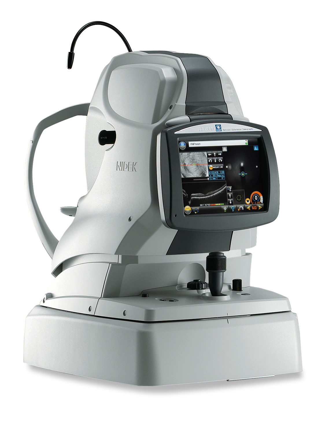 NIDEK launches Retina Scan Duo Optical Coherence ...