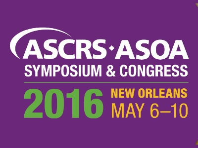 ASCRS 2016 Preview