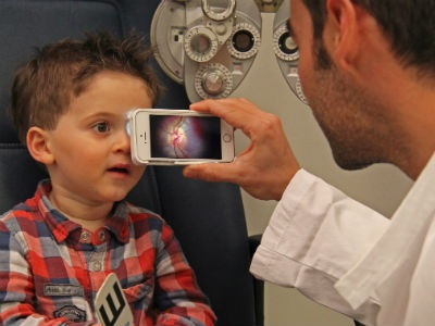 D Eye To Introduce Iphone 7 Ophthalmoscope System And