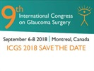 9th International Congress on Glaucoma Surgery (ICGS)