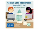 Get Ready for Contact Lens Health Week