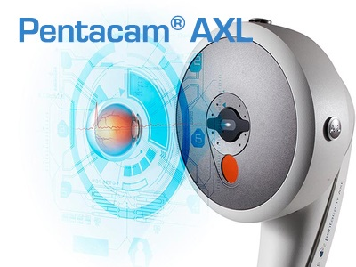 Watch Video: Oculus Pentacam® AXL Demo at AAO 2017