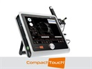 Compact Touch: 3 in 1 Ultrasound System A/B Scan & Pachymetry
