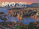 The Association for Research in Vision and Ophthalmology – ARVO 2019