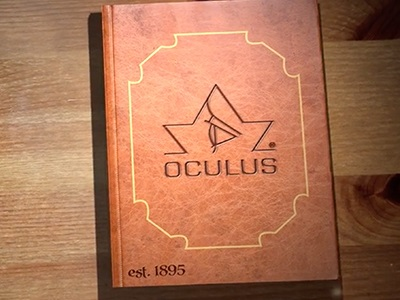 Watch Video: Oculus - Tradition Since 1895