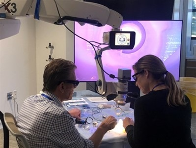A Retina Specialist's Takeaway from the Retina Fellows Institute Program