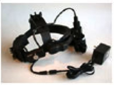 Classic Binocular Indirect Ophthalmoscope (Amber) from