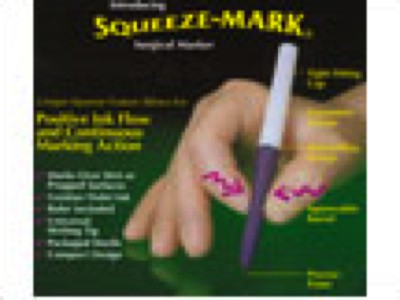 SQUEEZE-MARK® Surgical Markers from Porex Surgical Products