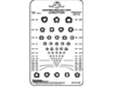 Illiterate Eye Chart Pictures Ophthalmologyweb The Ultimate