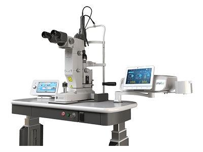 Selecta Trio™ YAG Laser, SLT and Photocoagulation