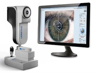 LENSTAR LS 900 Optical Biometer from Haag-Streit USA, Inc.