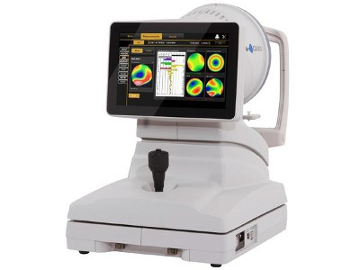 CA-800 Corneal Analyzer from Topcon Healthcare