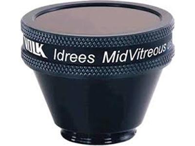 Volk Idrees MidVitreous Lens