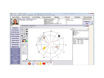 Ifa Ophthalmology Software From Ifa Systems Ag Product